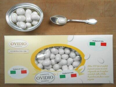 Confetto Ciocco Liquirizia con Cioccolato Bianco e Menta di Pancalieri