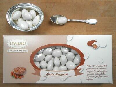 Confetto Cioccomandorla con Cioccolato Latte Gianduia