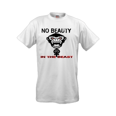 No Beauty In The Beast T-Shirt