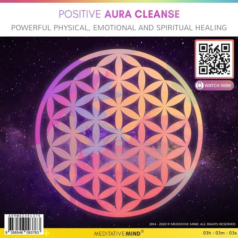 Positive Aura Cleanse - Powerful Physical, Emotional and Spiritual Healing