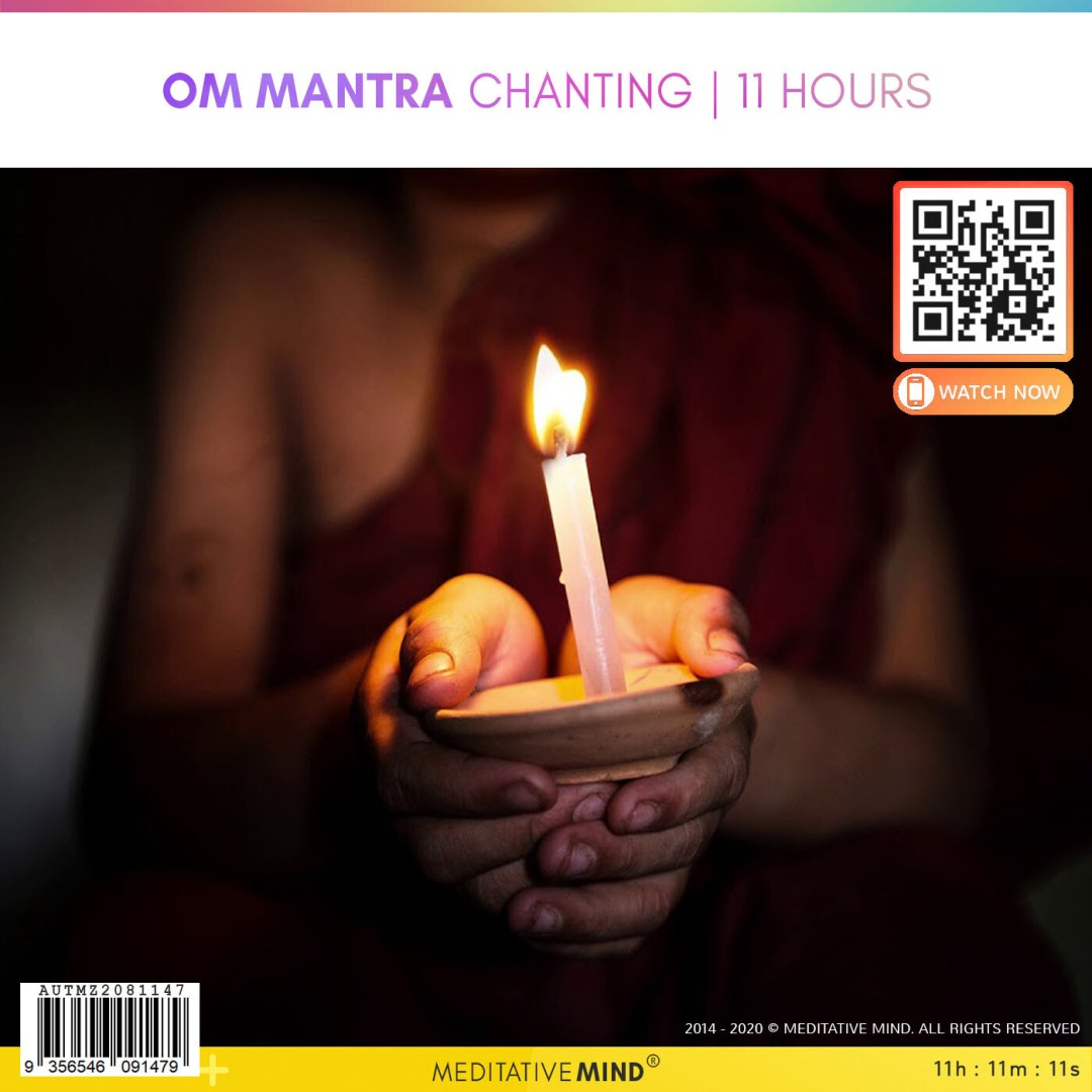 OM Mantra Chanting | 11 Hours