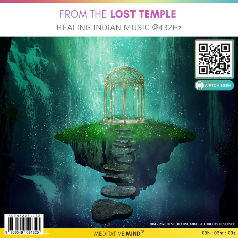 From the Lost Temple - Healing Indian Music @432Hz