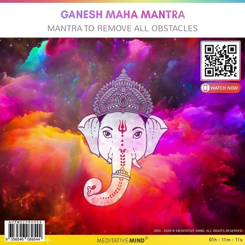 Ganesh Maha Mantra - Mantra to Remove All Obstacles