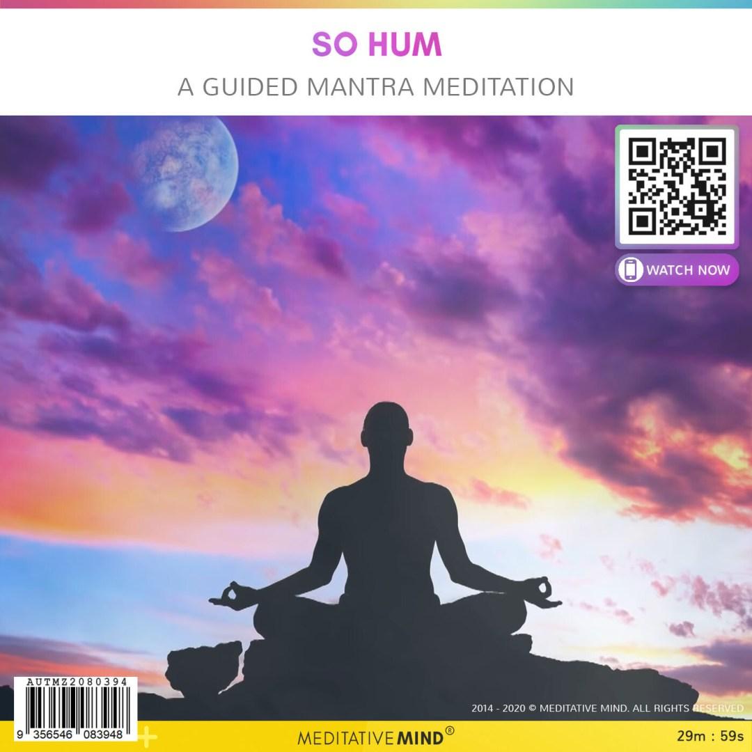 So Hum - A Guided Mantra Meditation