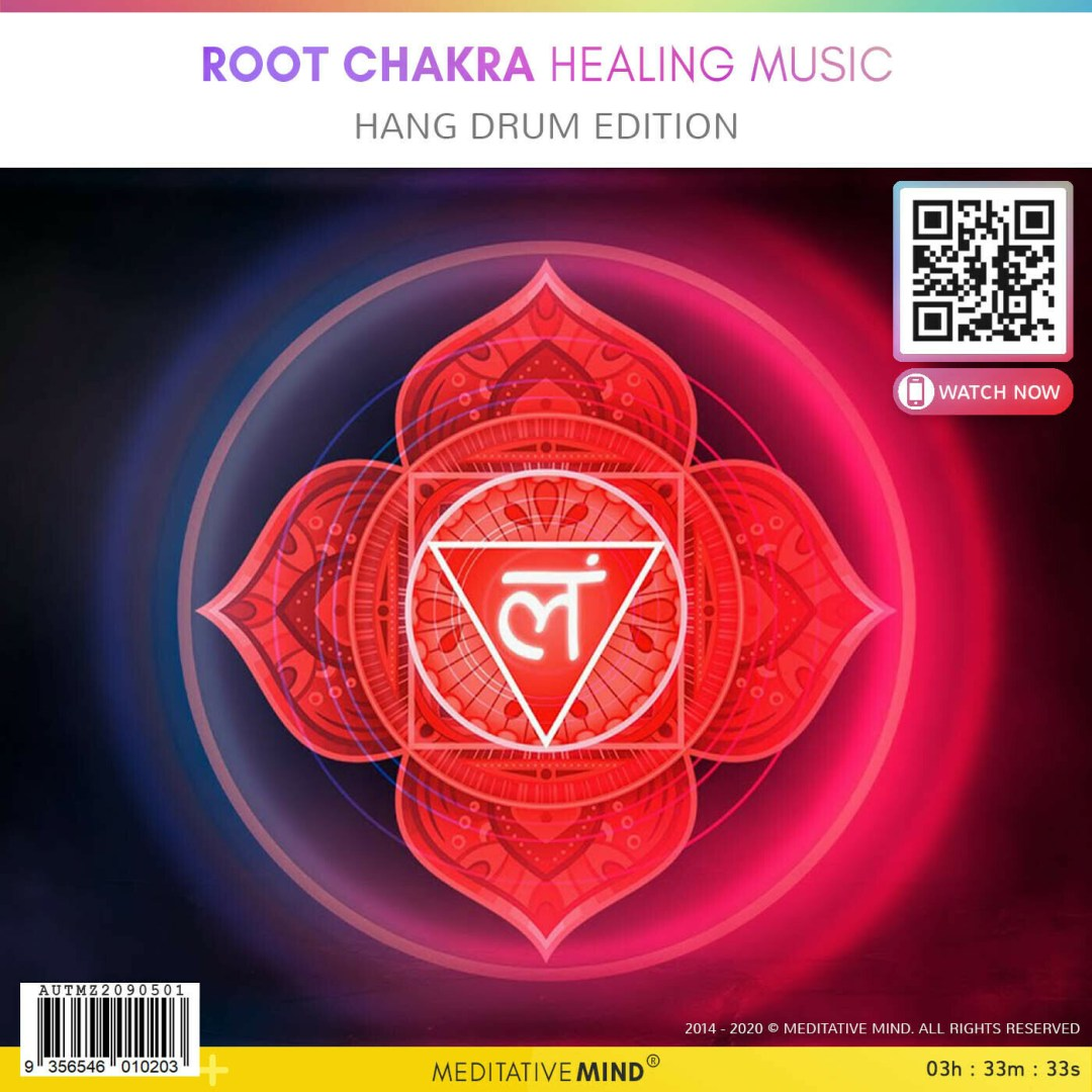 Root Chakra Healing Music - Hang Drum Edition
