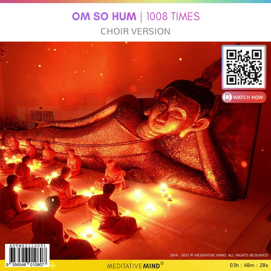 OM SO HUM | 1008 Times - Choir Version