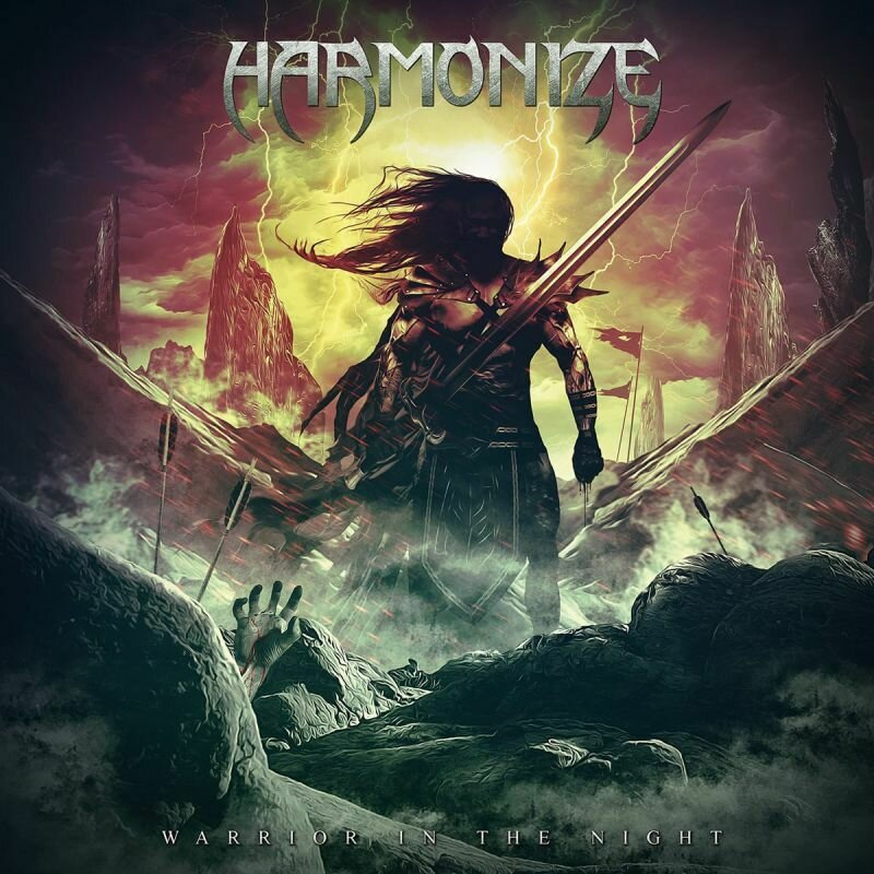 HARMONIZE - Warrior in the Night