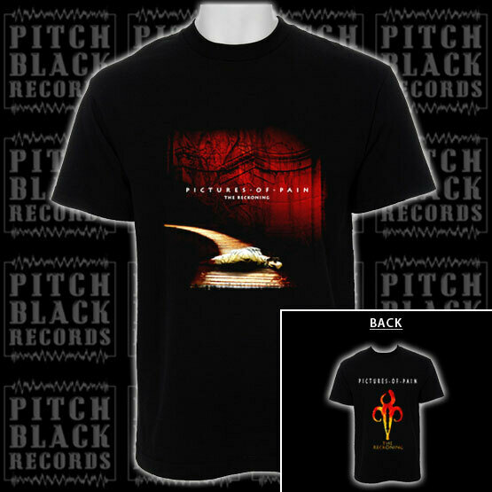 PICTURES OF PAIN - The Reckoning Tshirt