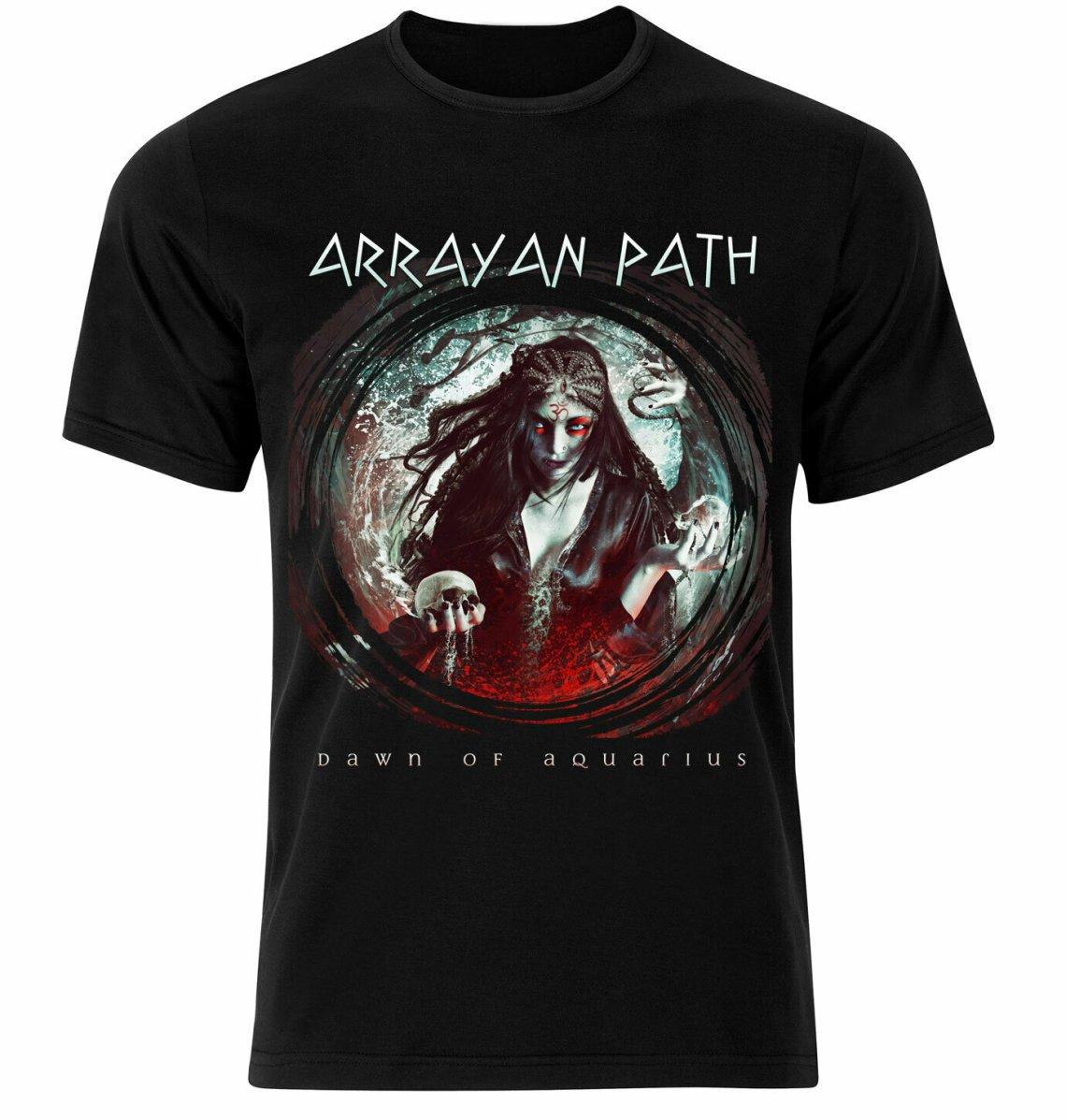 ARRAYAN PATH - Dawn of Aquarius Tshirt