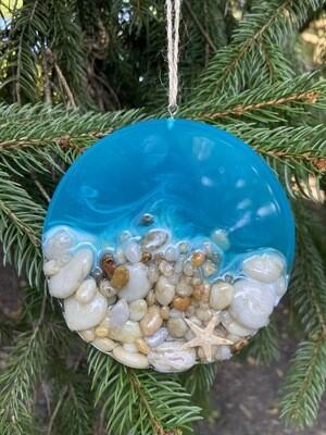 3D Beach Ornaments