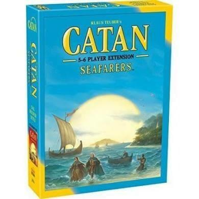 Catan Seafarers 5-6 Player Expansion