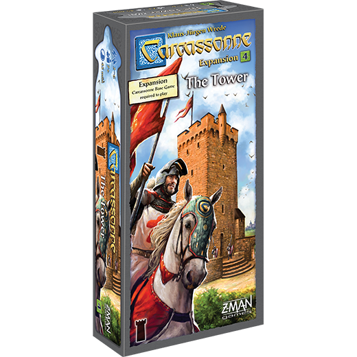Carcassonne Expansion 4 The Tower