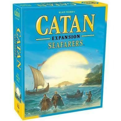 Catan Seafarer's Game Expansion
