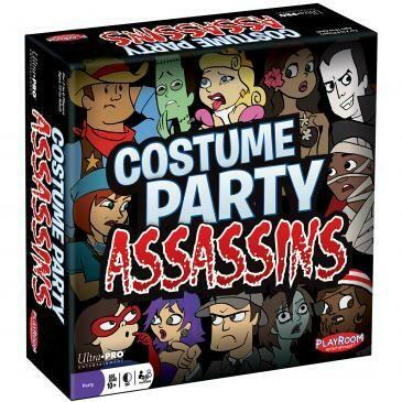 Costume Party Assassins