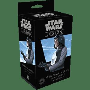 Star Wars Legion General Veers Expansion