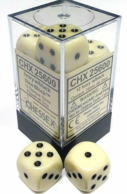 Dice CHX 25600