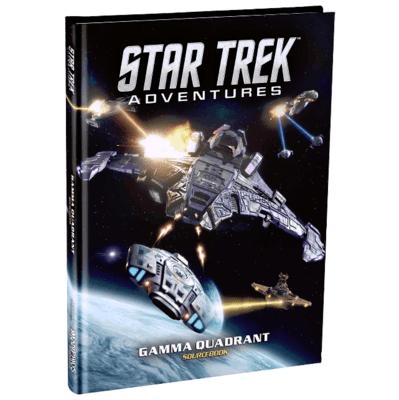 Star Trek Adventures Gamma Quadrant
