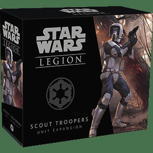 Star Wars Legion Scout Troopers Unit