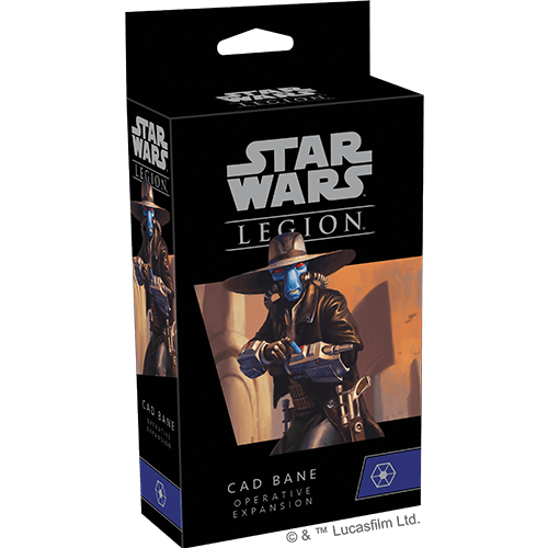 Star Wars Legion Cad Bane