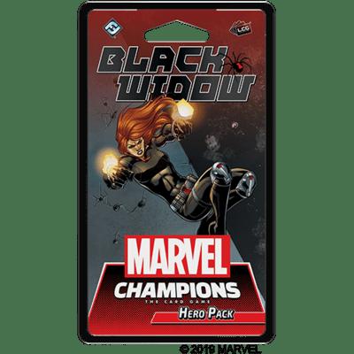 Marvel Champions Black Widow Hero Pack
