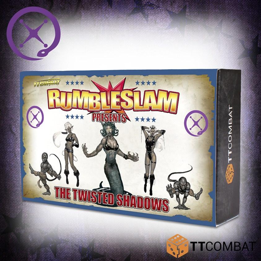 Rumbleslam Twisted Shadows