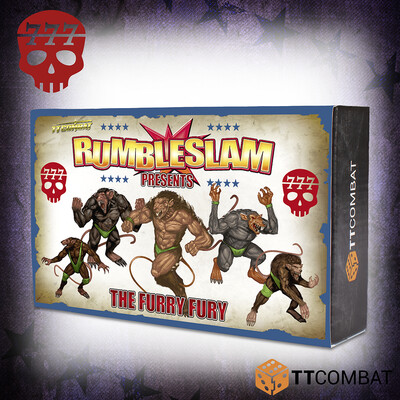 Rumbleslam -The Furry Fury