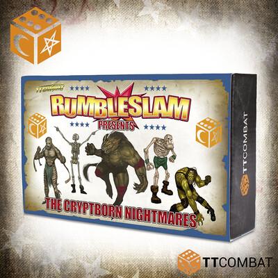 Rumbleslam The Cryptborn Nightmares
