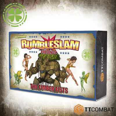 Rumbleslam The Timber Fists