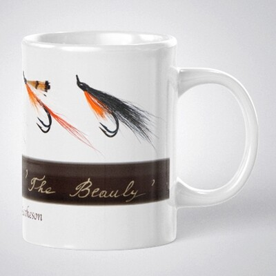 The Beauly Rod Mug - Version 1
