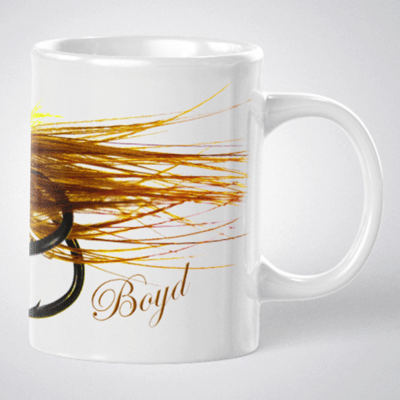 The Megan Boyd Mug - Version 1