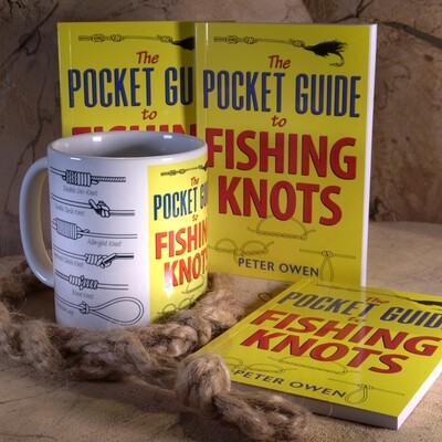 Fishing Knots Book & Mug