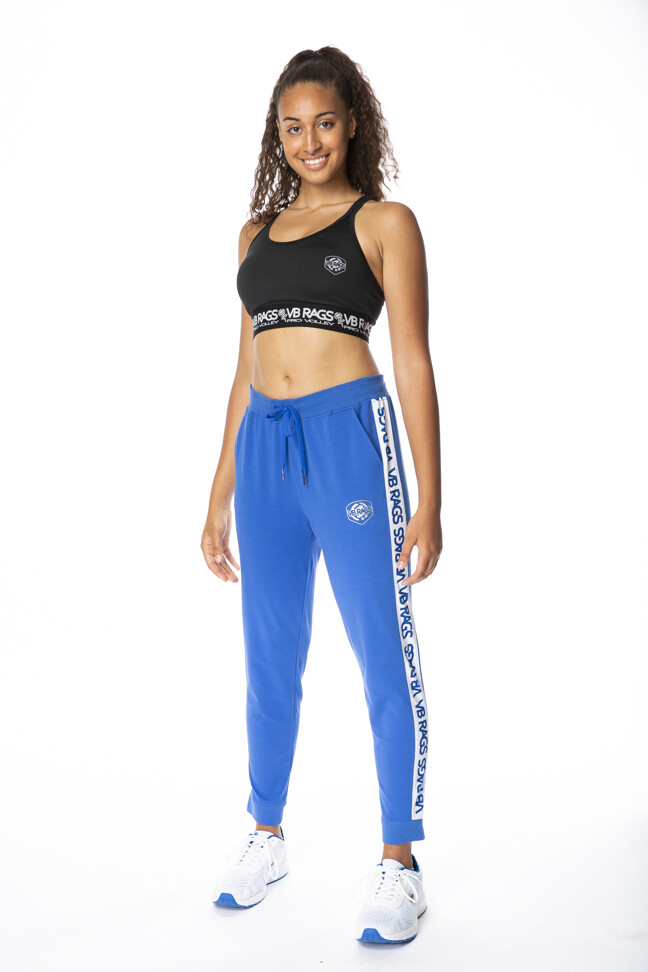 CABO WOMENS JOGGER PANT - ROYAL BLUE