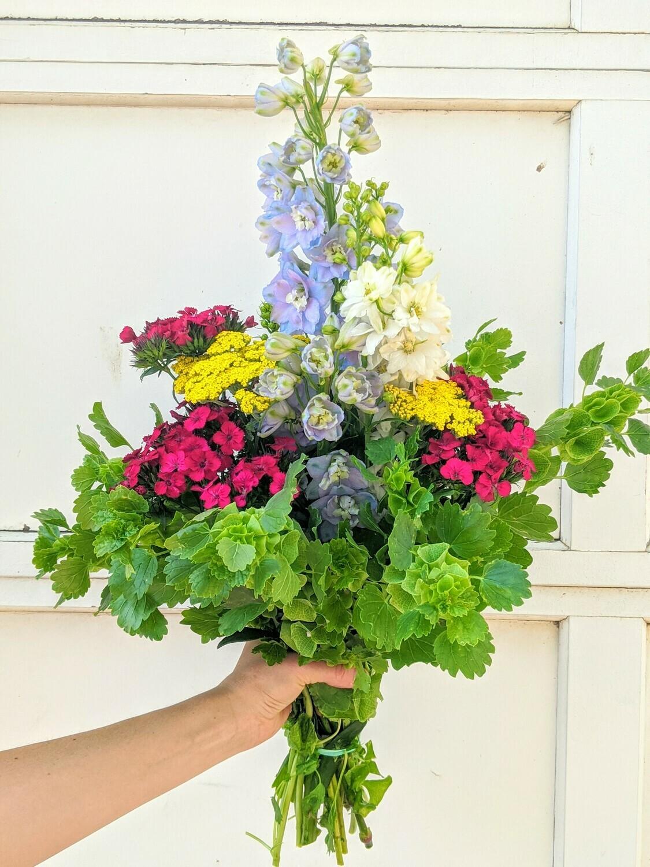 Deluxe Farm Flower Bouquet DELIVERED (Fort Collins & Laporte)