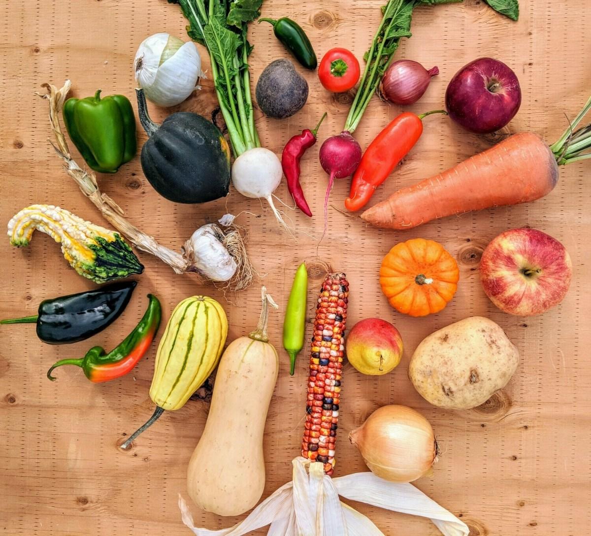 Donate Produce