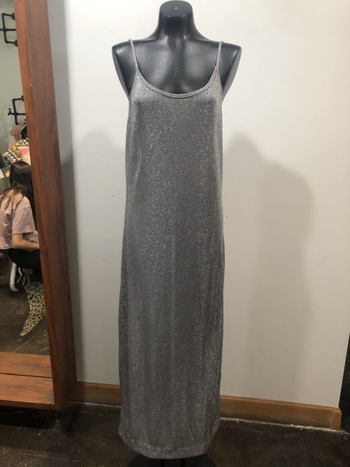 1980's Sleeveless Stretch Dress