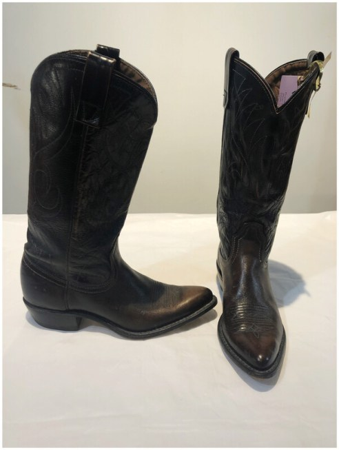 Vintage Women's Western Boots By Acme