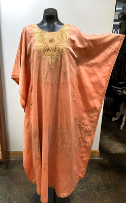 Vintage Embroidered Kaftan