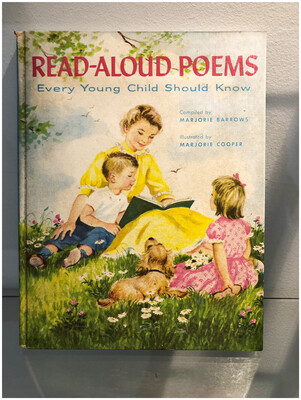 Vintage Read Aloud Poems, 1966