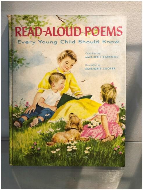 Vintage Read Aloud Poems, 1966