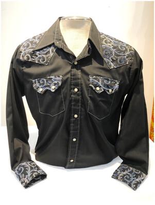Vintage Dee Cee Men's Western Shirt