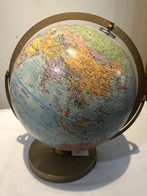 1970's Replogle Globe