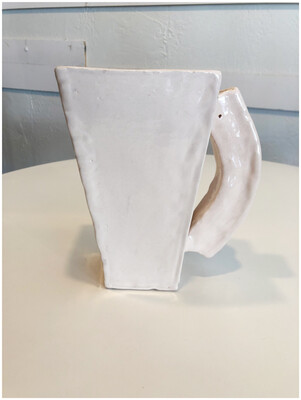 Handmade Ceramic Pitcher Or Vase