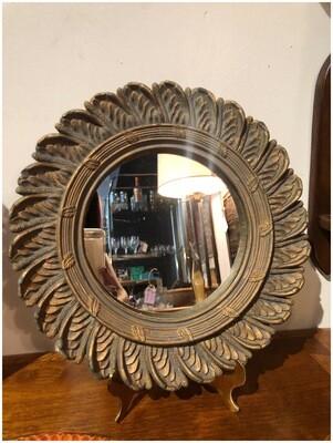 Mid Century Starburst Wall Mirror
