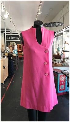 Vintage Mod Pink Mini