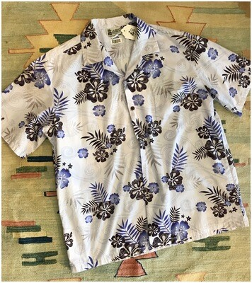 Men's Vintage Aloha Republic Short Sleeve