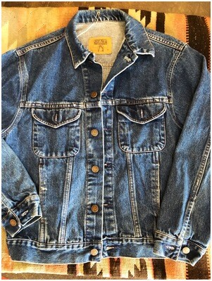 Vintage Late 80's Gap Denim Jacket
