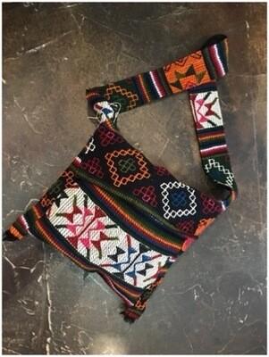 Wool Boho Bag