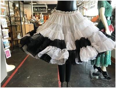 Vintage Petticoat Crinoline Skirt