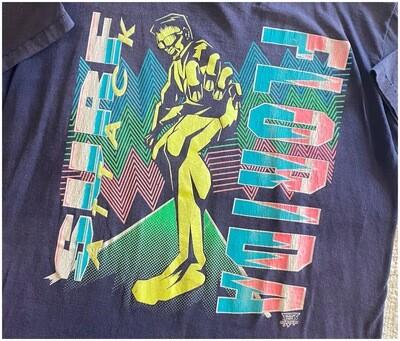 Vintage Surf Attack Florida T-Shirt
