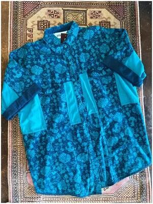 Vintage 80's Gitano Shirt
